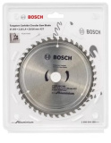 Bosch диск пильный ECO ALU/Multi 160х20/16х2.0мм z42 2608644388