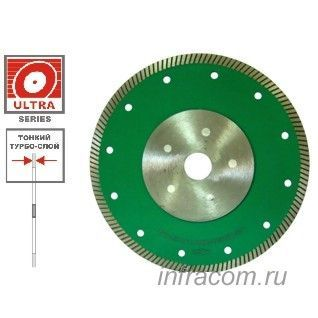 Di-Star диск алмазный Turbo Elite Ultra 250х1.6/1.2х10х25.4мм